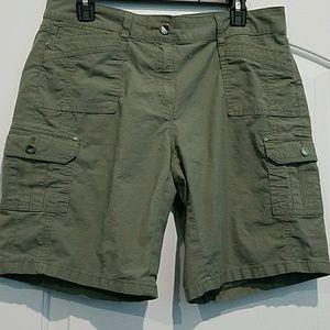White House Black Market cargo shorts